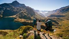Routeburn Track Transport Queenstown To Divide