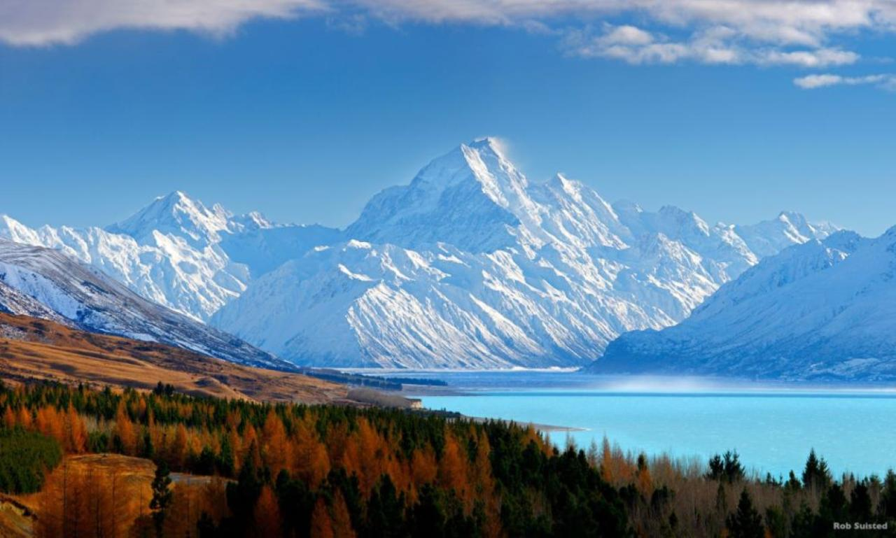 Mt Cook Small Group Adventure Tour from Queenstown (Return Trip)