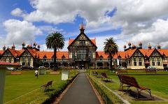 Rotorua Small Group Tour with flexible activity options from Auckland (Return Trip)