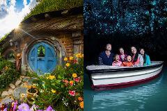 Hobbiton & Waitomo Caves Small Group Tour from Auckland