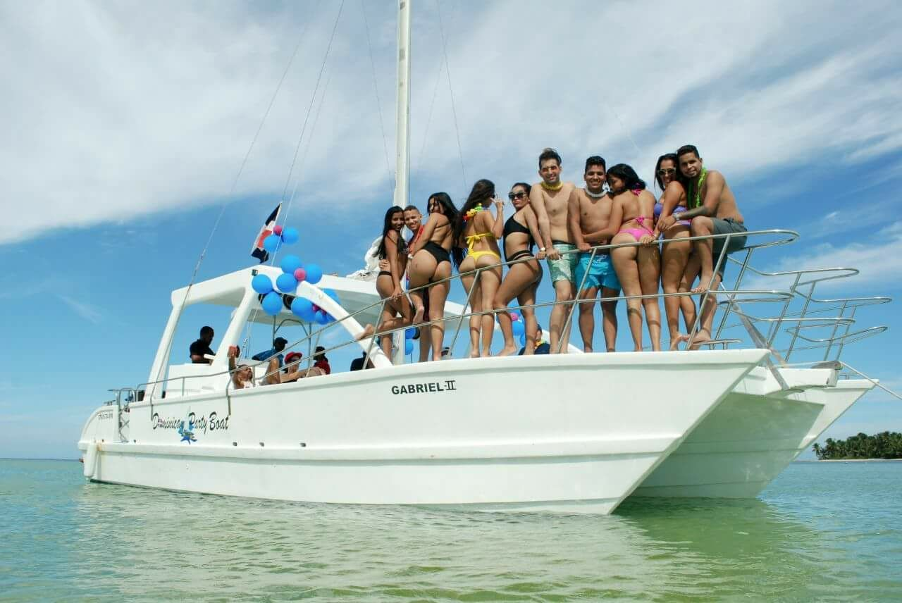 Party boat images 43