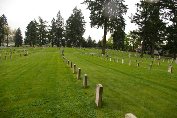 PRIVATE FORT VANCOUVER MILITARY CEMETERY WALK + TALK TOUR