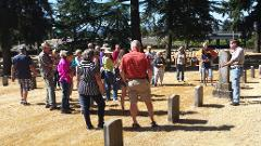 Walk & Talk Tour: Post Cemetery