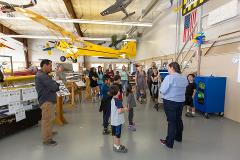 Walk & Talk Tour: Pearson Field Education Center