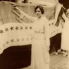 Suffrage Militants: Alice Paul & The Women's Party