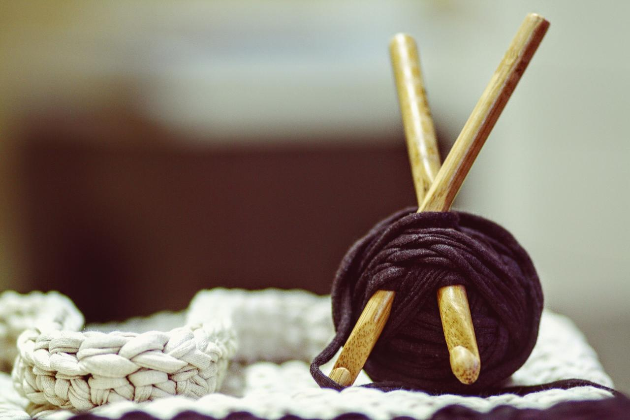 Make ART! Workshop: Collaborative Crochet