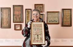 Embroidered Stories: Childhood Samplers Lecture
