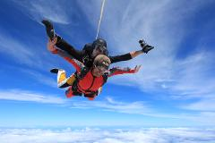 20,000 FT SKYDIVE
