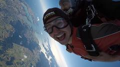 12,000ft Skydive & Gold Camera Package