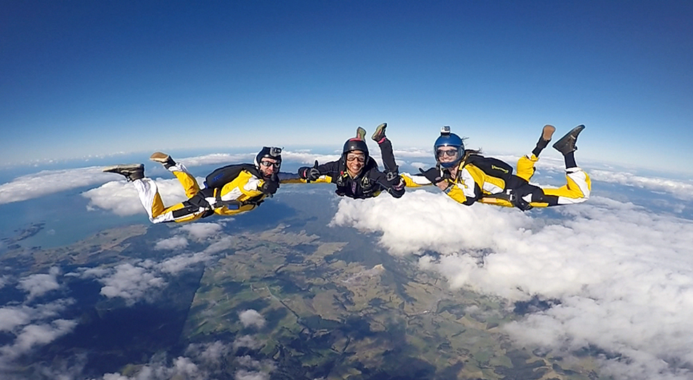 Learn to Skydive Voucher
