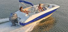 20' Hurricane Bowrider or similar (MAX 7 people)