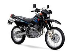 DR650 Adventure Motorcycle - 845 mm seat height