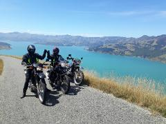 Adventure Motorcycle Small Group Guided Tour - Banks Peninsula