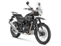 Royal Enfield Himalayan Adventure Motorcycle - 800 mm seat height