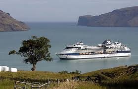 Cruise Ship Transfers from Akaroa Wharf and return