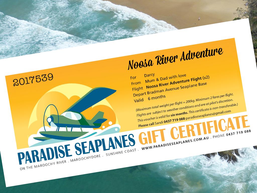 Gift Certificate - Noosa River Adventure