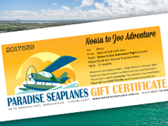 Gift Certificate - Noosa to GlassHouse Mountains Adventure