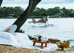 Love is in the Air Romantic Picnic Package