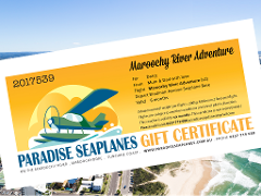 Gift Certificate - Maroochy River Adventure