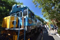 格安バスとキュランダ列車ツアー(行きの送迎+ランチ+キュランダ列車チケットのみ)
