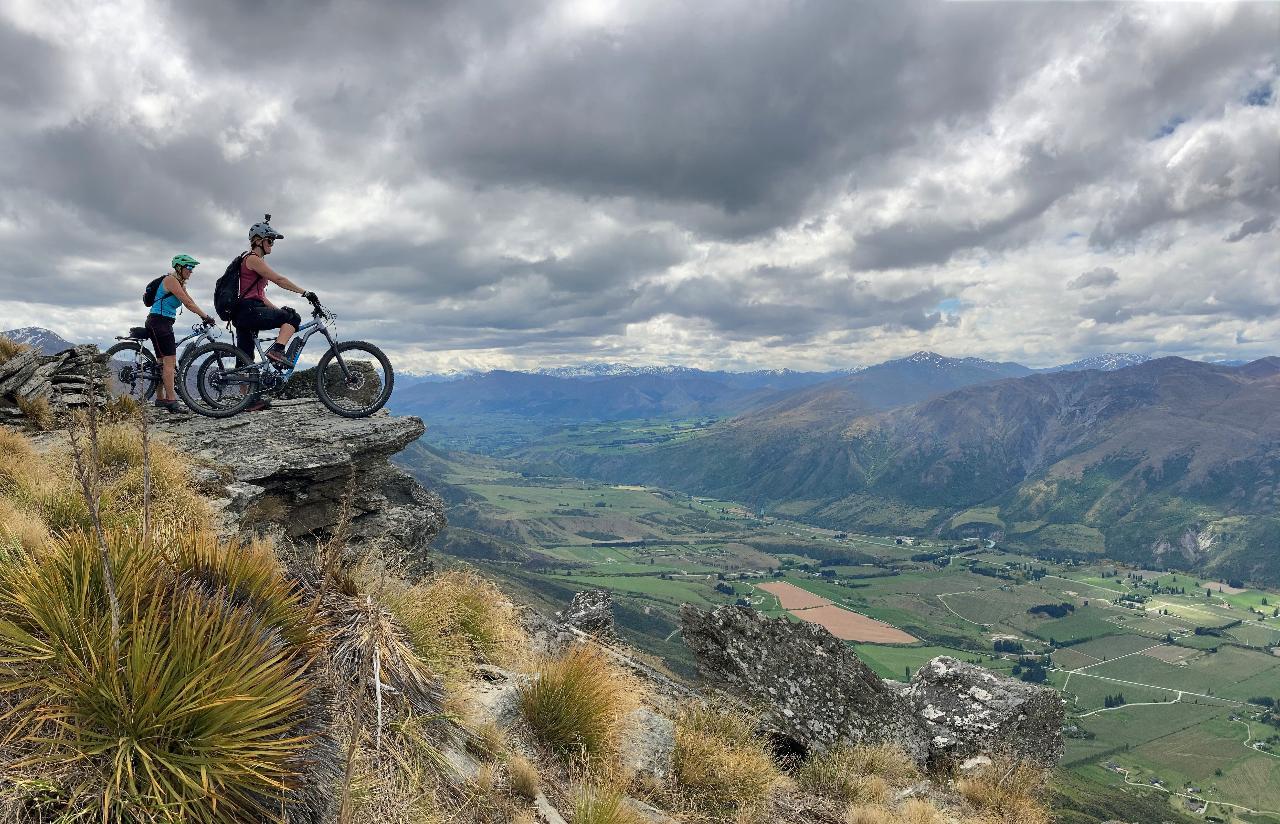 E-Bike Mt Rosa & Kawarau Bungy