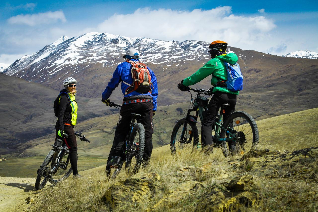 Mt Rosa e-bike