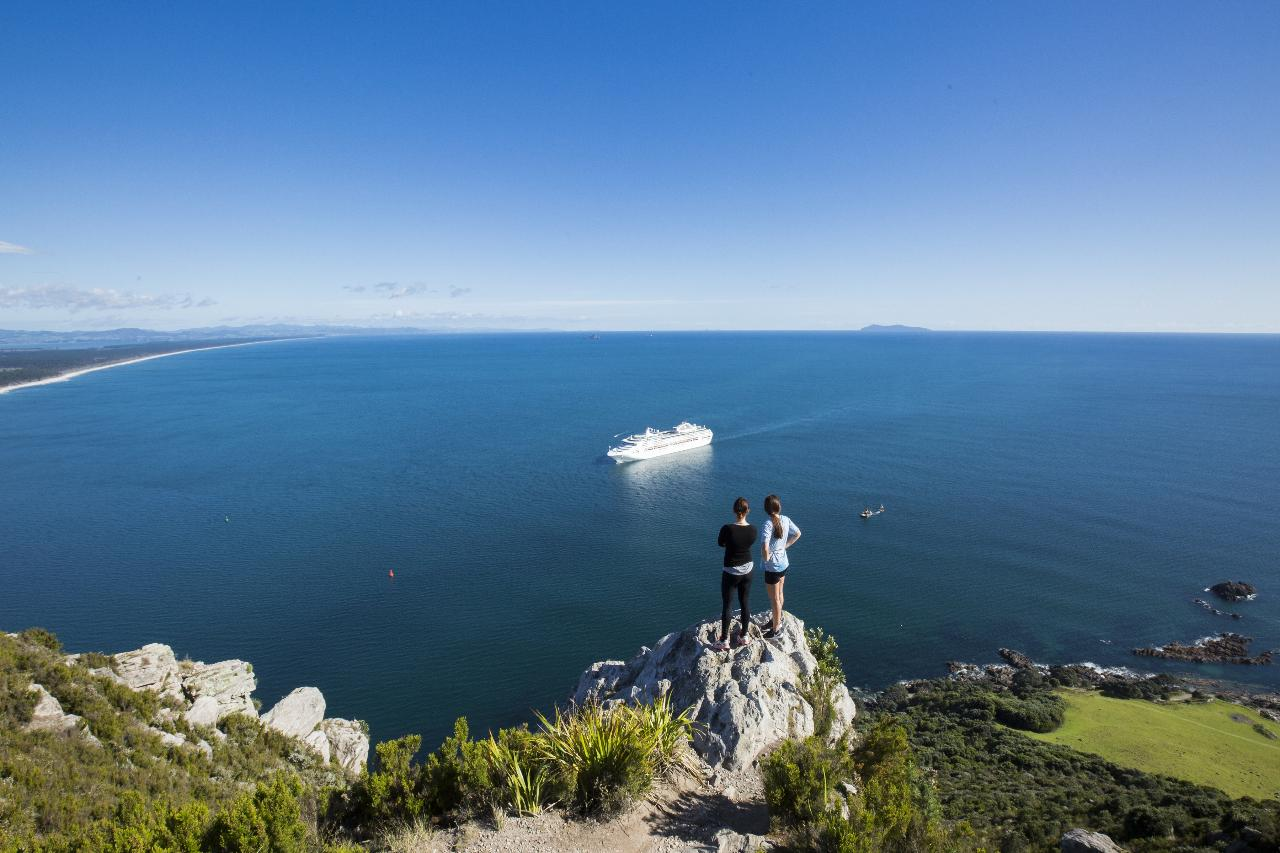 4hr Scenic Tauranga Shore Excursion FREE Kiwifruit Icecream