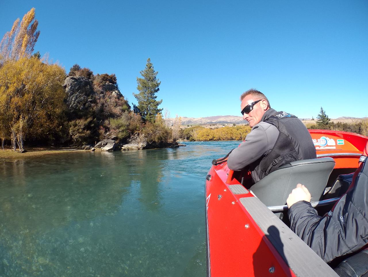 Clutha River Scenic Cruise - Kids Go Free!