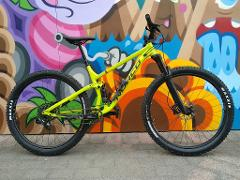 Full Suspension Mountain bike - Up to 4 hours