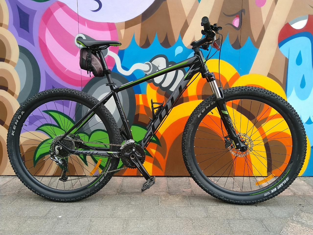2019 Hardtail Mountain bike (all sizes available)