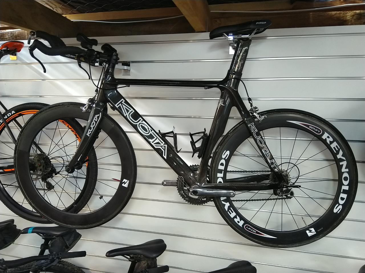 Time trial bike Large/XL