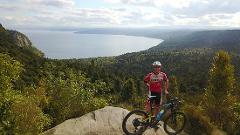 Great Lake Trail K2K & W2K Self guided tour with bike hire MTB (34km or 43km)