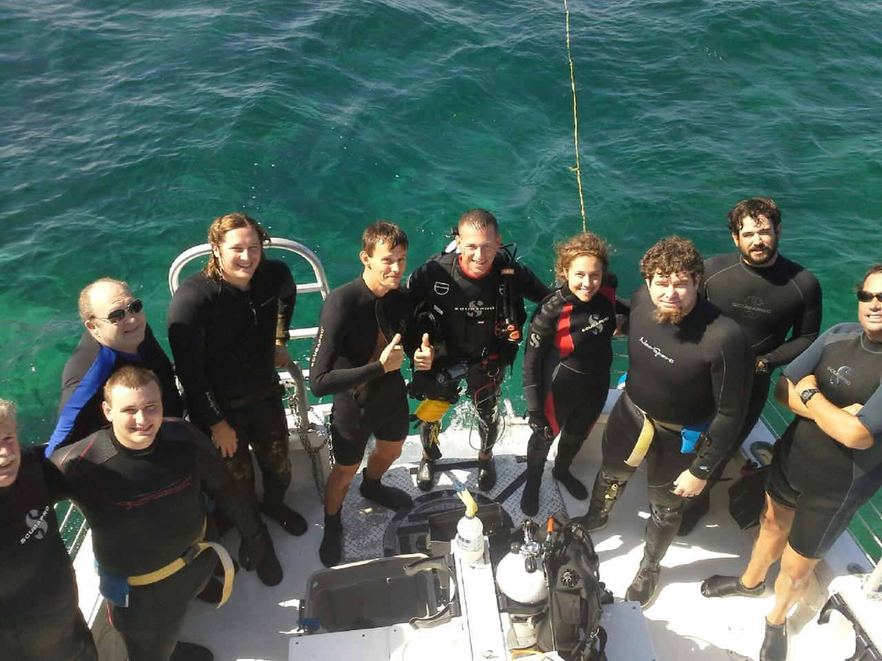 Scuba Reef Trip - Group Rate