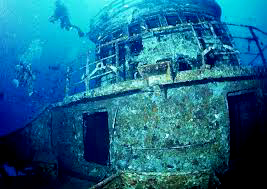Thunderbolt Wreck Dive