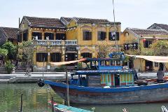 Hoi An - Boat trip to Thanh Ha Porcelain & Kim Bong Village