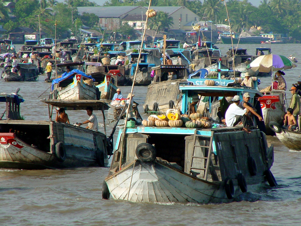 Discover Vietnam and Mekong Waterways Tour