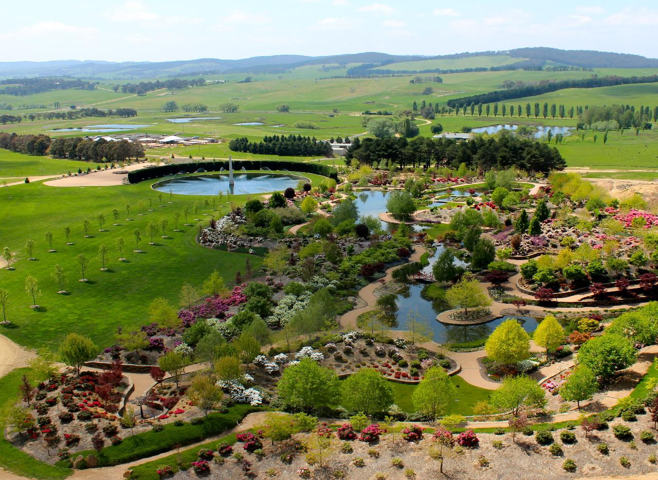Mayfield Garden Entry - See 20 hectares, open daily