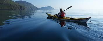 Sea Kayak / island combo!  Kapiti Island