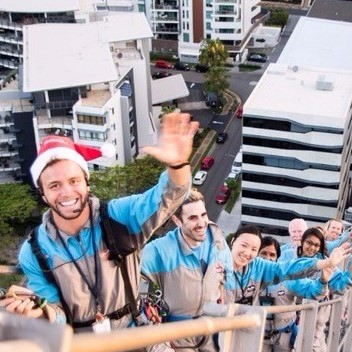 Christmas Climb