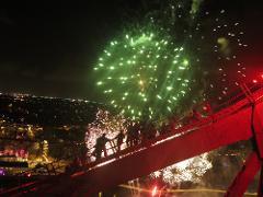 Fireworks Climb