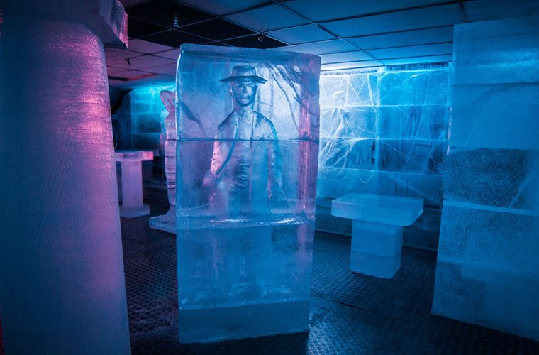 magic ice bar