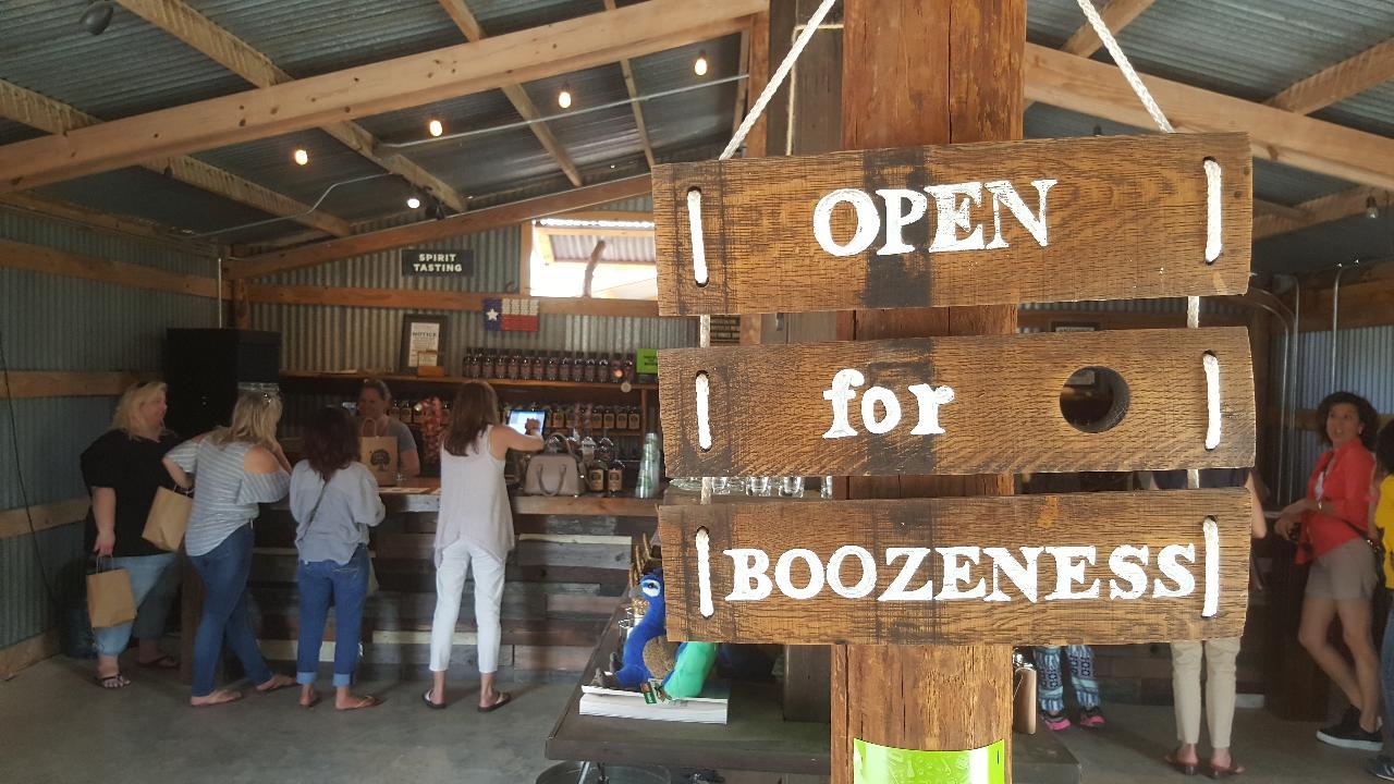 In Fine Spirits:  Texas Distillery Tour -- Private