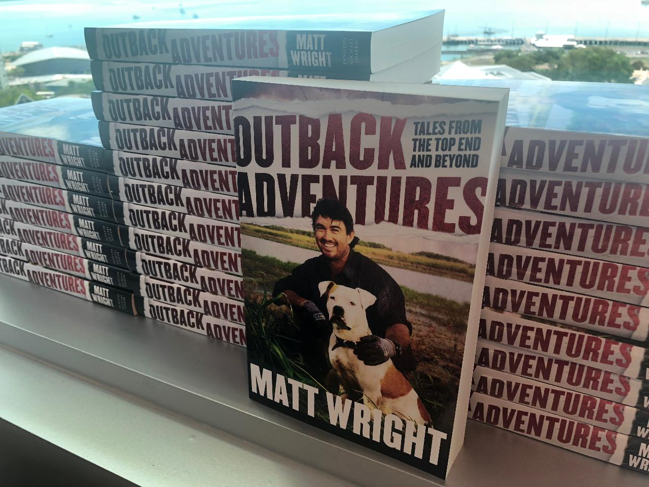 'Outback Adventures' By Matt Wright