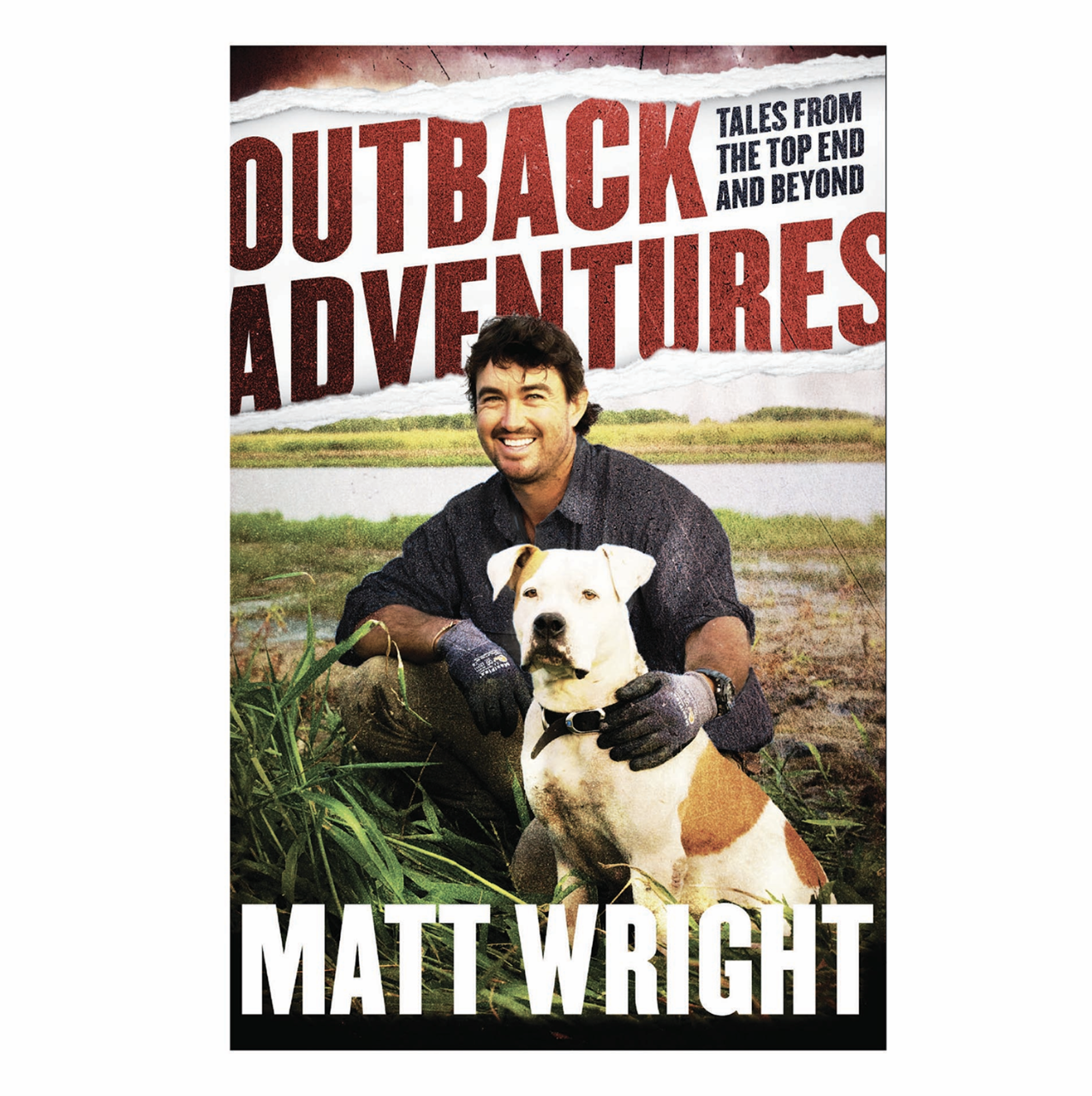 'Outback Adventures' Book By Matt Wright