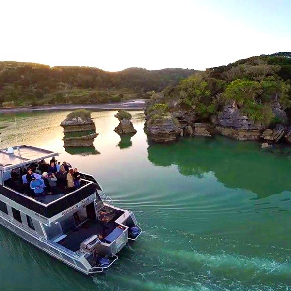 School Holidays Special - Scenic Harbour Cruise. Pay for 1 Adult and 1 Child Travels Free ($30 Saving!)