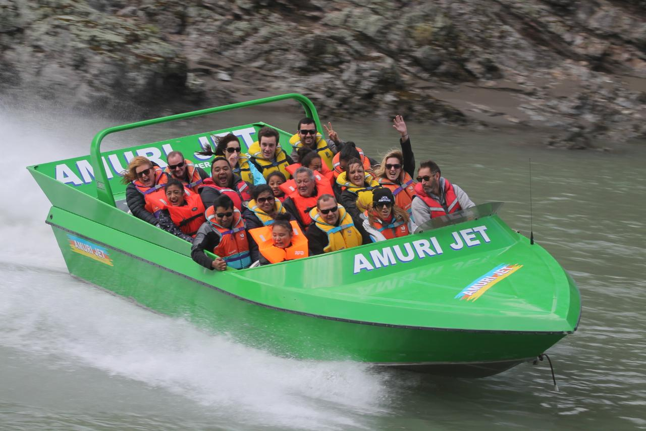 Jet Boating - Jet the Gorge