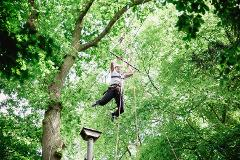 High Ropes at Castle Green