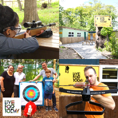 Hazlewood Castle - Crossbow, Air Rifle and Archery Gift Voucher