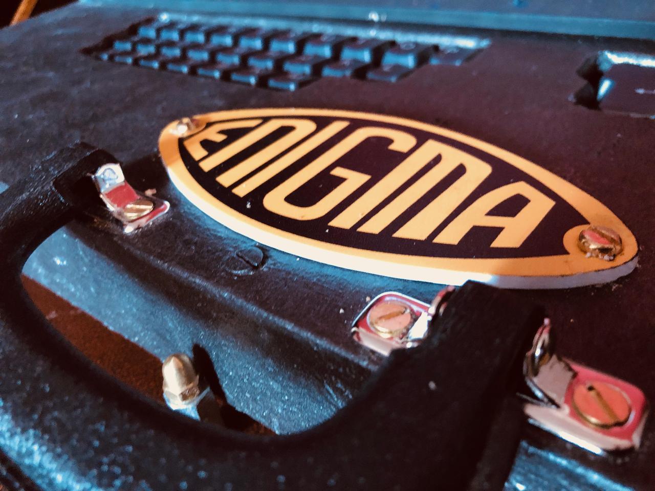 Crack The Enigma