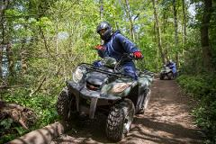 Hazlewood Castle - Quad Biking Gift Voucher
